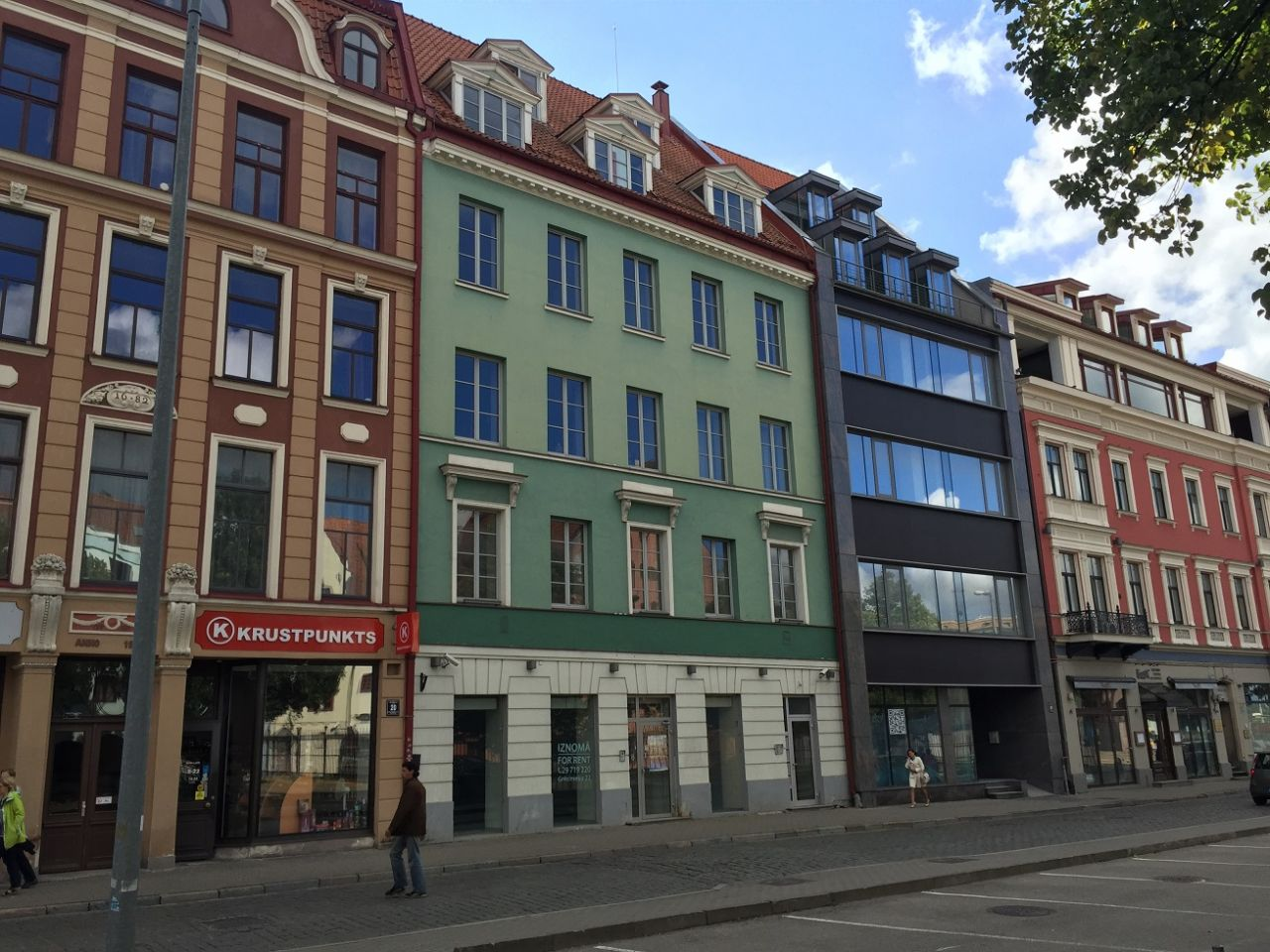 Отель, гостиница в Риге, Латвия, 234.3 м2 - фото 1