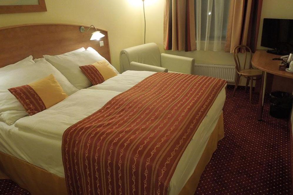 Отель, гостиница в Праге, Чехия, 5693 м2 - фото 1