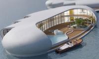 В Дубае появится больше плавучих вилл