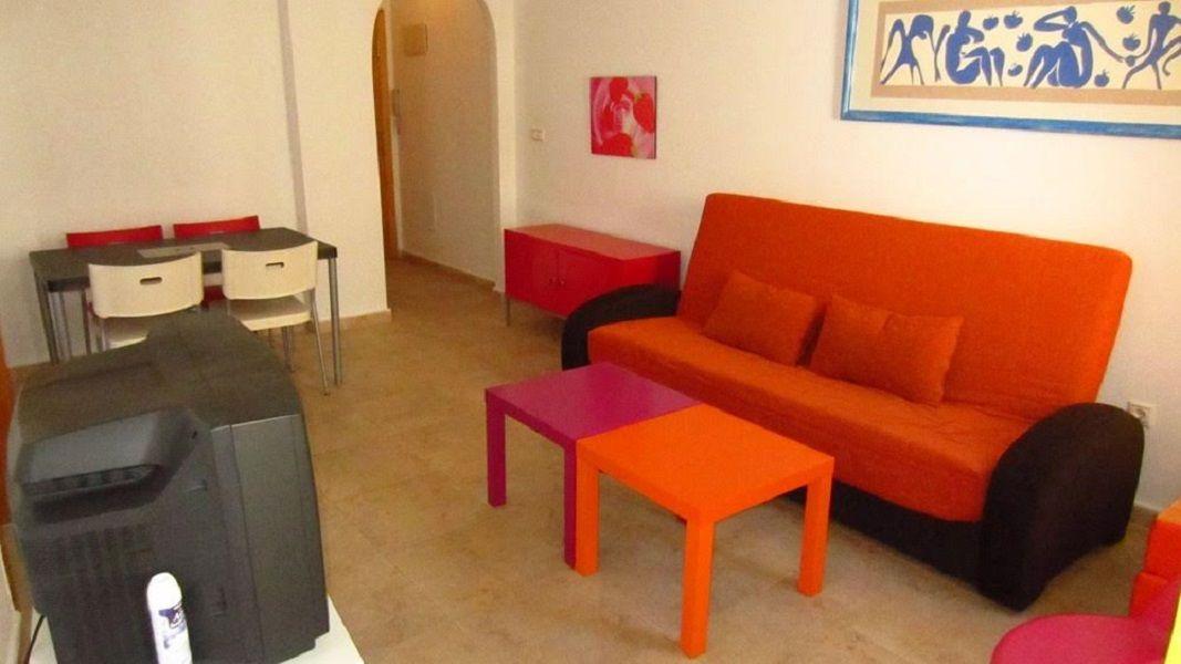 Апартаменты в Торревьехе, Испания, 30 м2 - фото 1