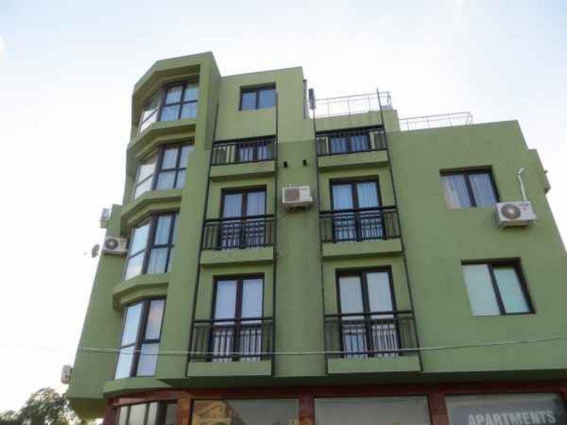 Квартира в Бургасской области, Болгария, 52 м2 - фото 1