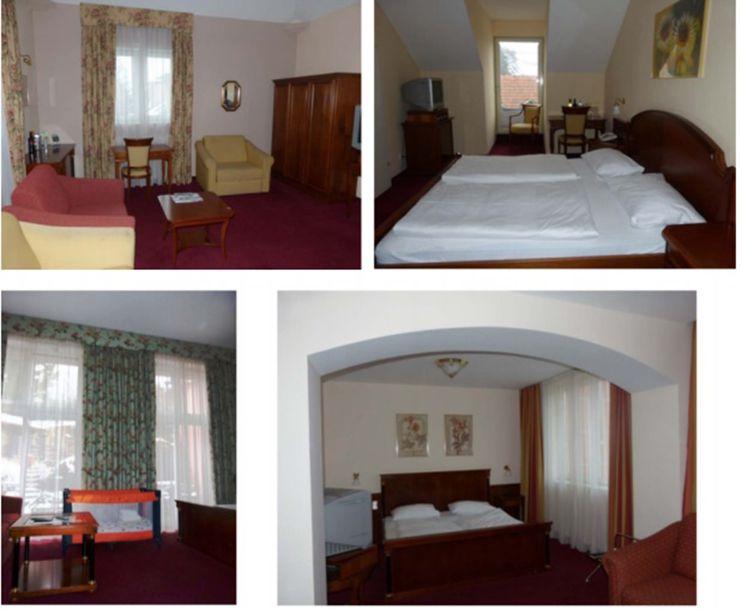 Отель, гостиница в Вене, Австрия, 1131 м2 - фото 1