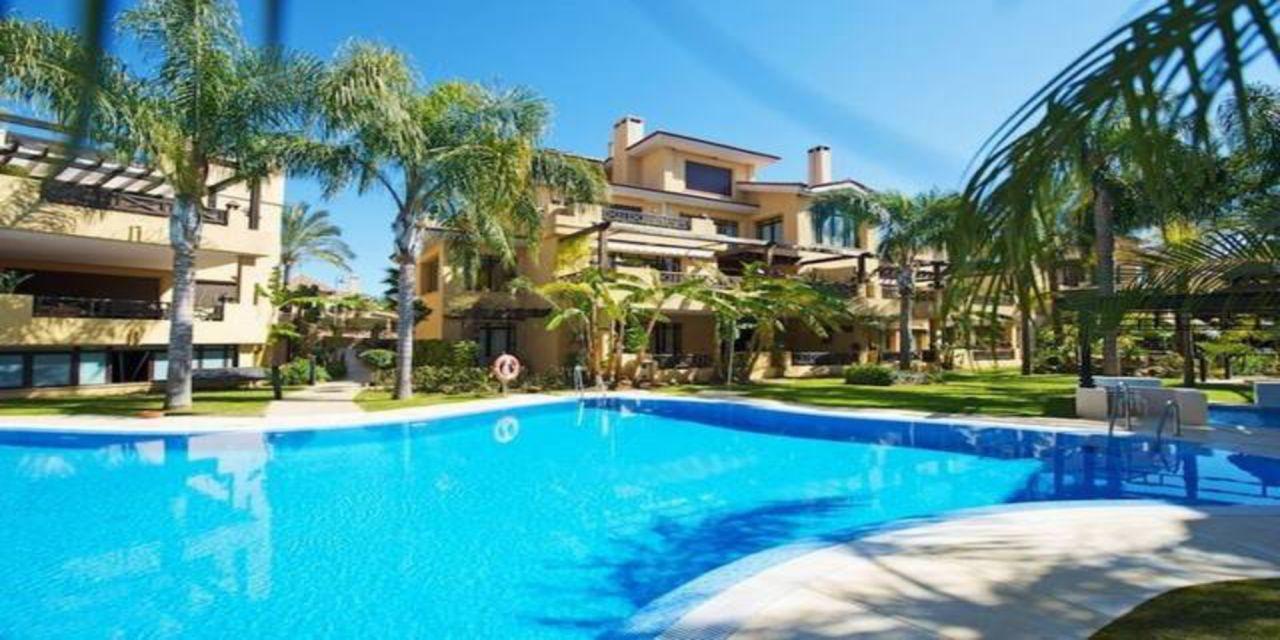 Апартаменты в Марбелье, Испания, 197 м2 - фото 1