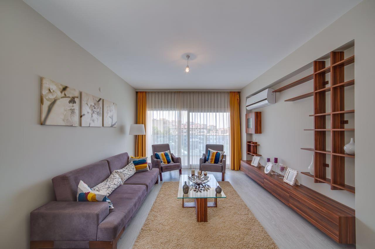 Квартира в Кушадасы, Турция, 70 м2 - фото 1
