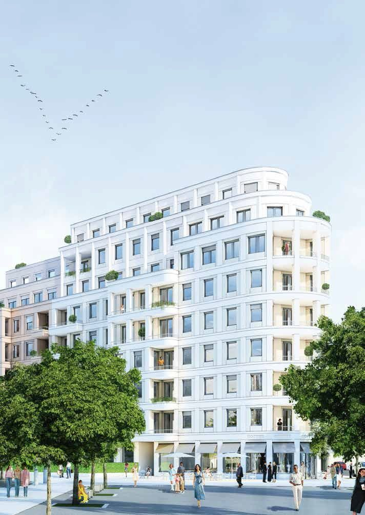 Апартаменты в Берлине, Германия, 119.43 м2 - фото 1