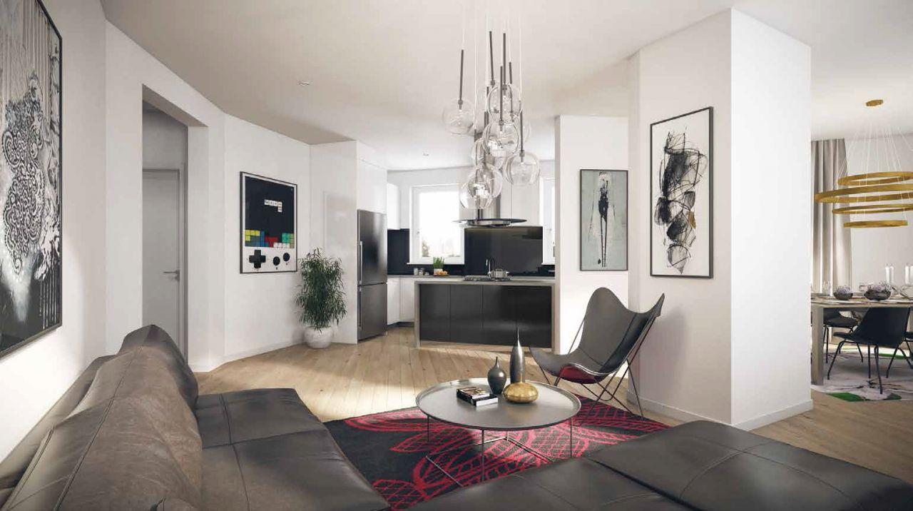 Апартаменты в Берлине, Германия, 127.94 м2 - фото 1