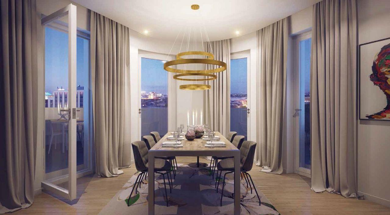 Апартаменты в Берлине, Германия, 116.6 м2 - фото 1