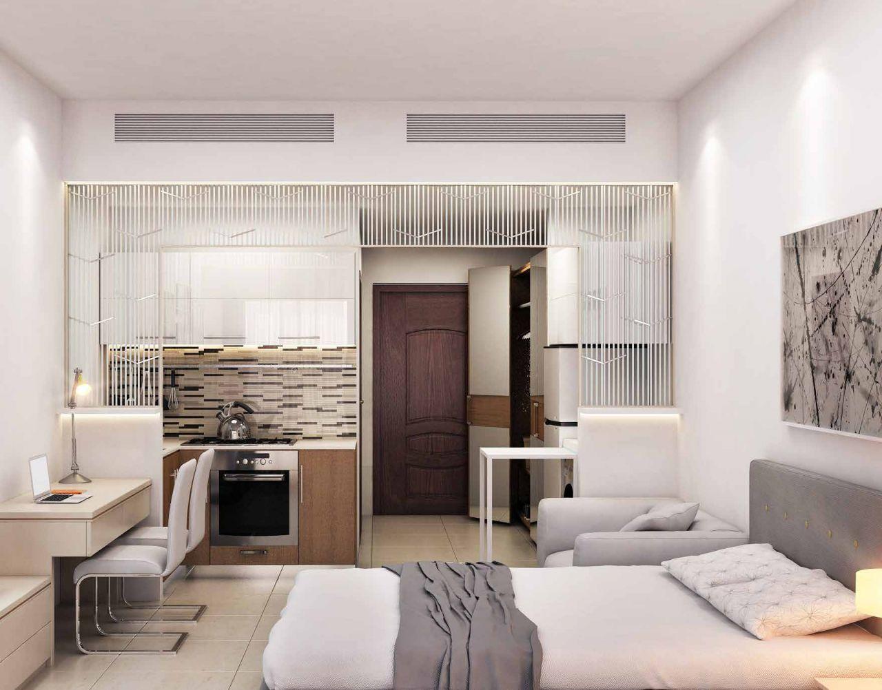 Отель, гостиница в Дубае, ОАЭ, 98 м2 - фото 1