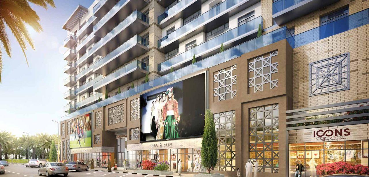 Отель, гостиница в Дубае, ОАЭ, 101.7 м2 - фото 1
