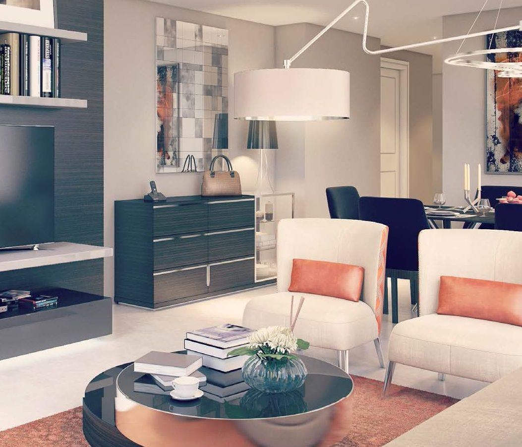 Апартаменты в Дубае, ОАЭ, 62.6 м2 - фото 1