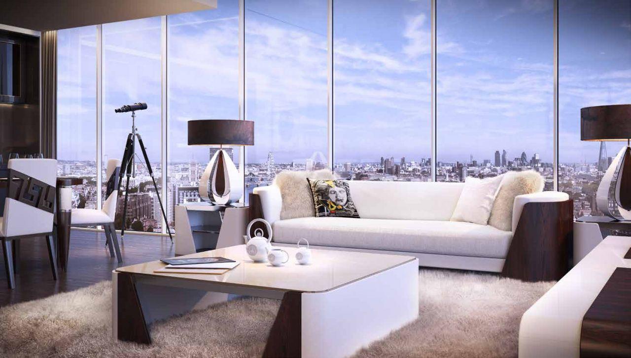Апартаменты в Лондоне, Великобритания, 48 м2 - фото 1