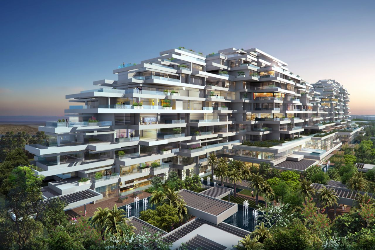 Апартаменты в Дубае, ОАЭ, 508 м2 - фото 1