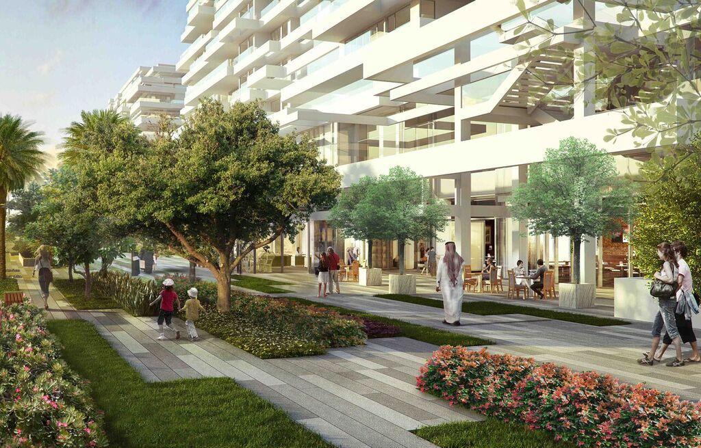 Апартаменты в Дубае, ОАЭ, 254 м2 - фото 1