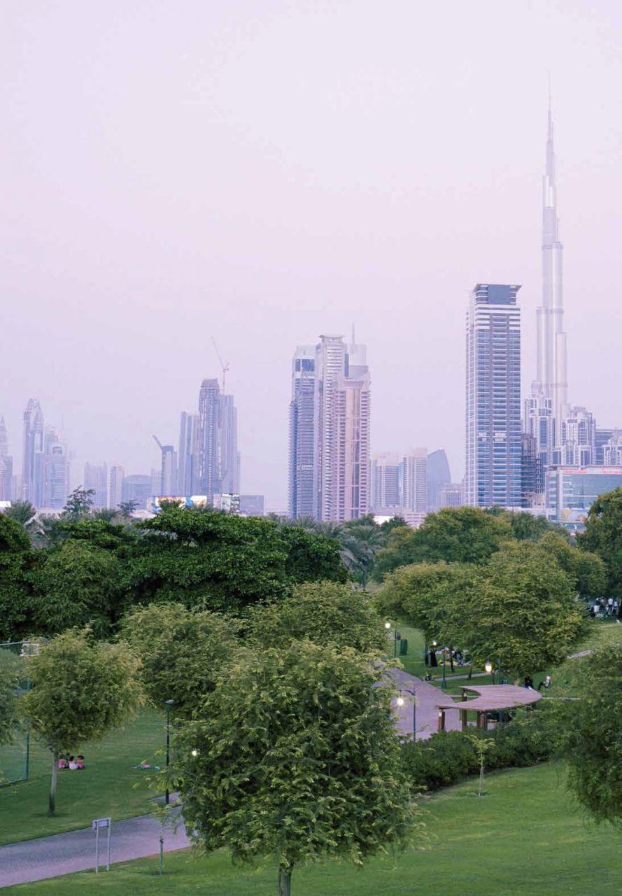 Отель, гостиница в Дубае, ОАЭ, 92 м2 - фото 1