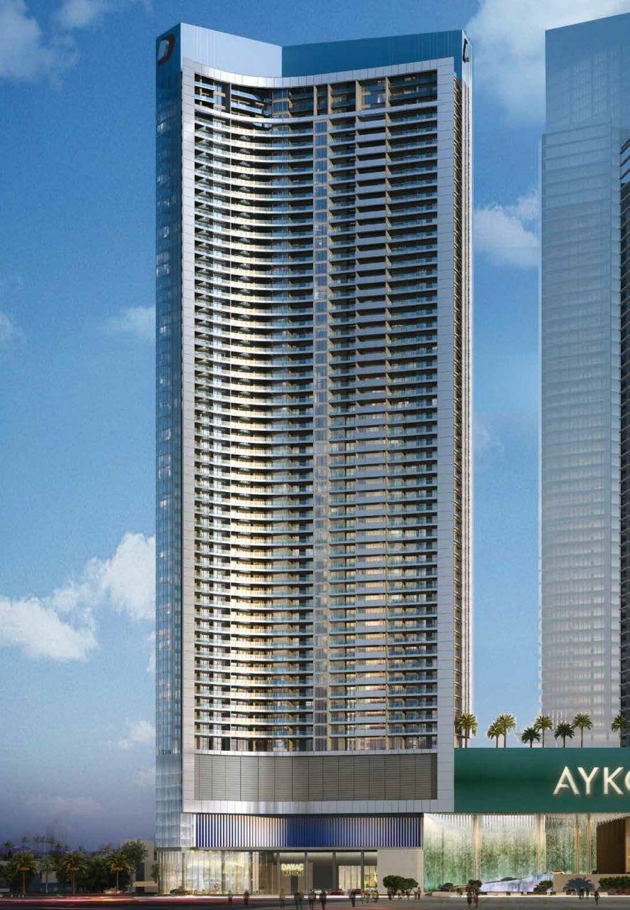 Отель, гостиница в Дубае, ОАЭ, 64 м2 - фото 1
