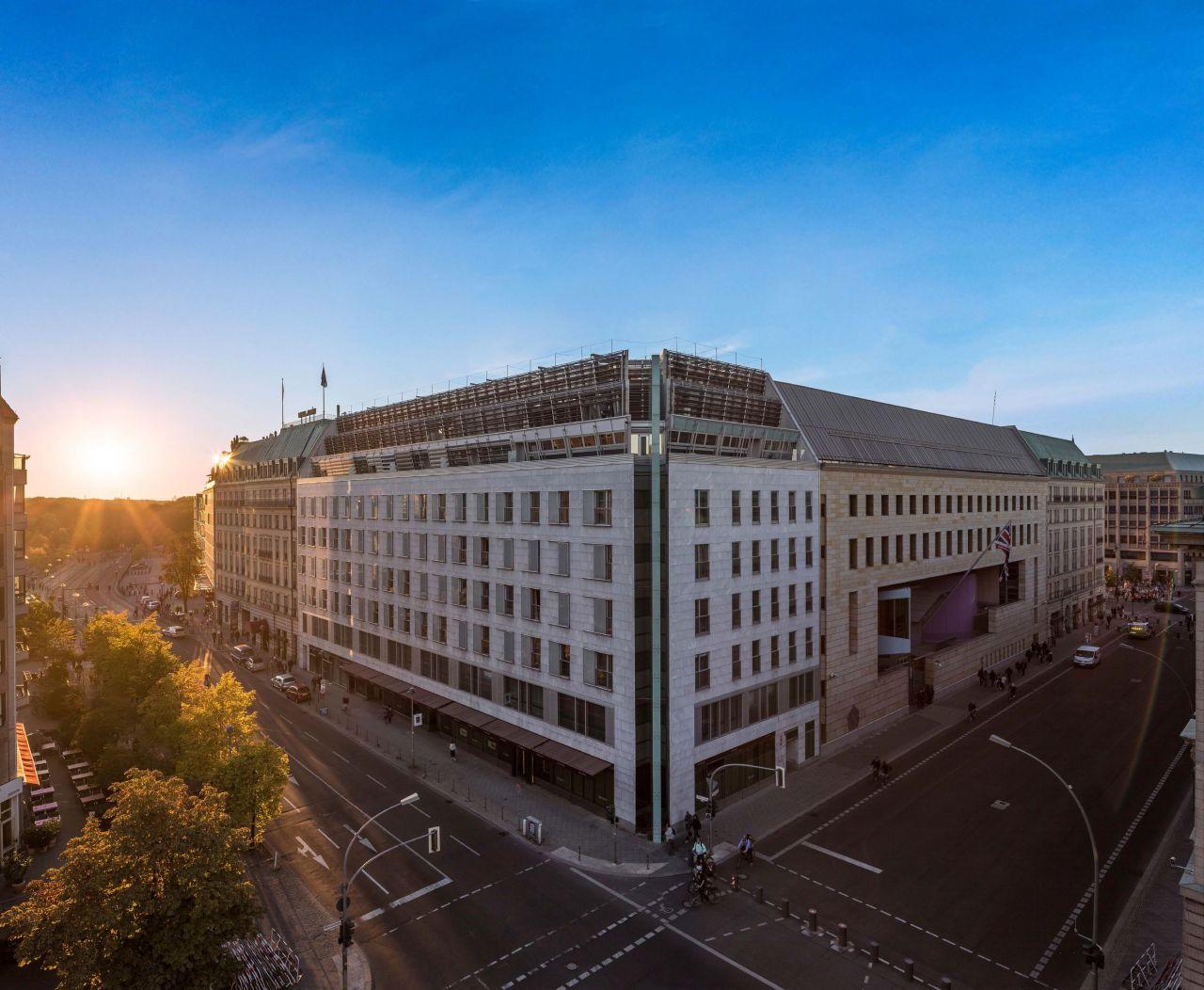 Апартаменты в Берлине, Германия, 50.4 м2 - фото 1