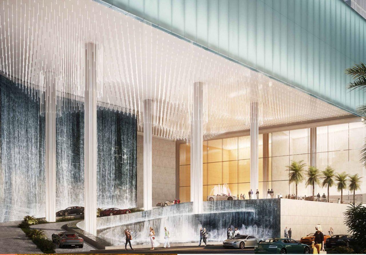 Отель, гостиница в Дубае, ОАЭ, 41 м2 - фото 1