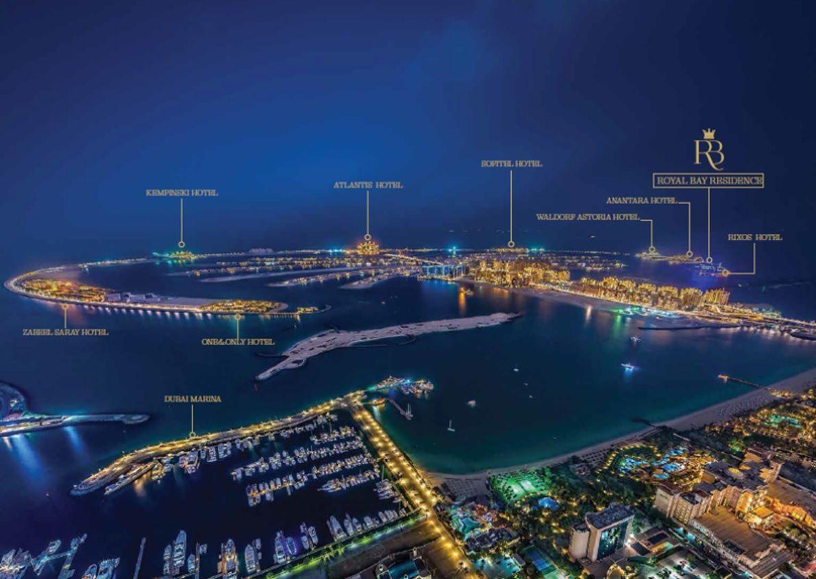Апартаменты в Дубае, ОАЭ, 128 м2 - фото 1