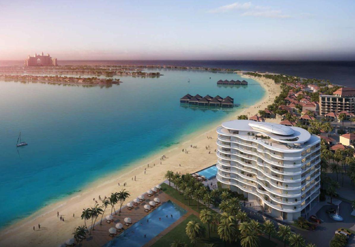 Апартаменты в Дубае, ОАЭ, 108 м2 - фото 1