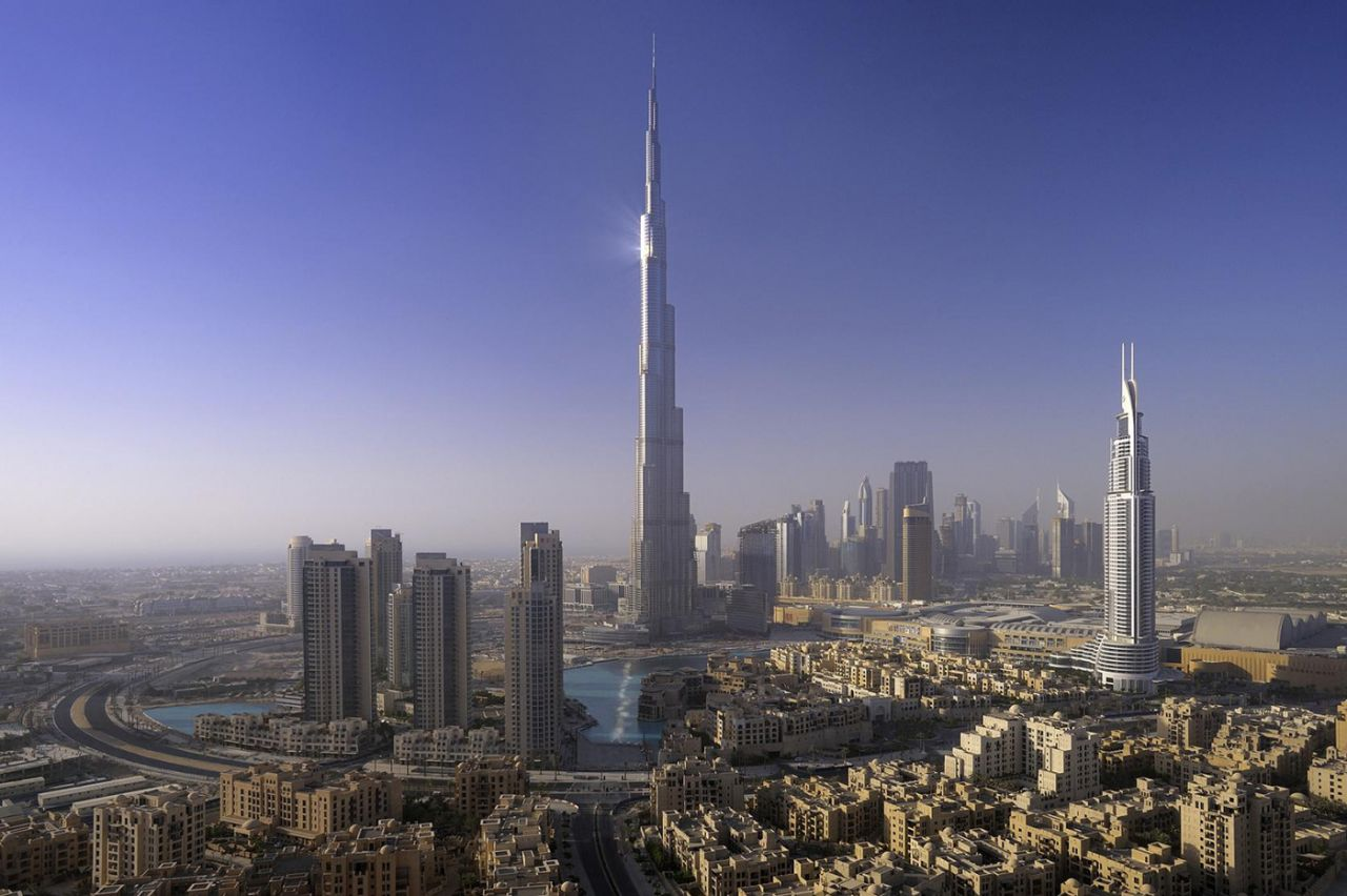 Отель, гостиница в Дубае, ОАЭ, 110 м2 - фото 1