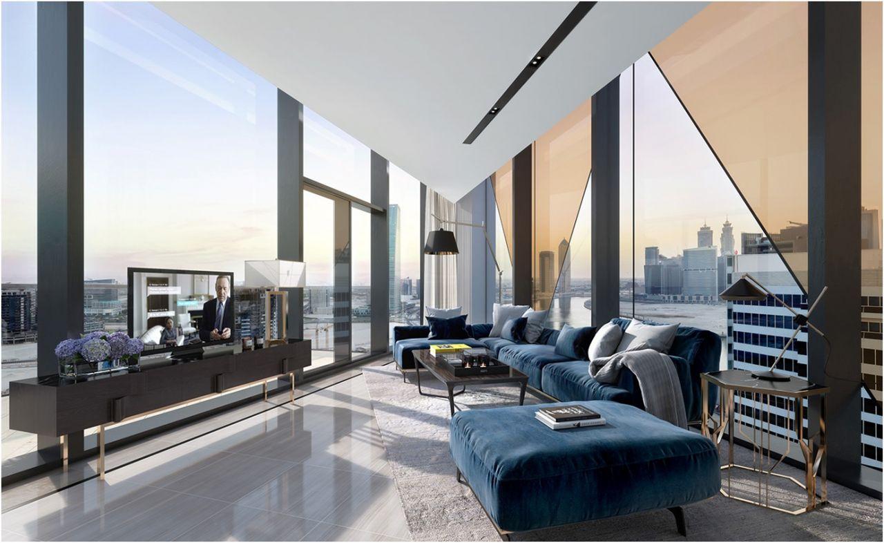 Апартаменты в Дубае, ОАЭ, 56 м2 - фото 1