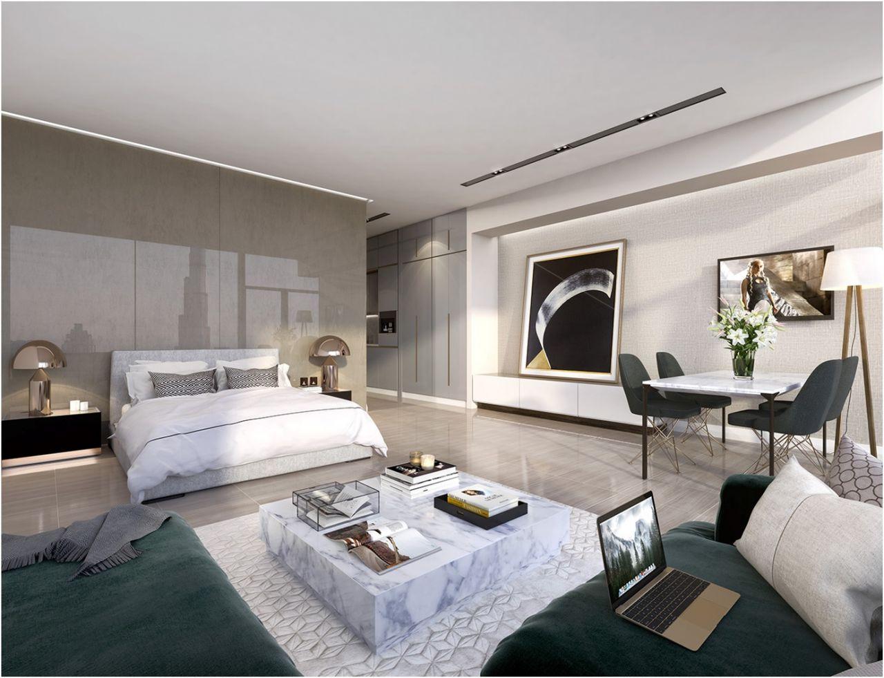 Апартаменты в Дубае, ОАЭ, 48 м2 - фото 1