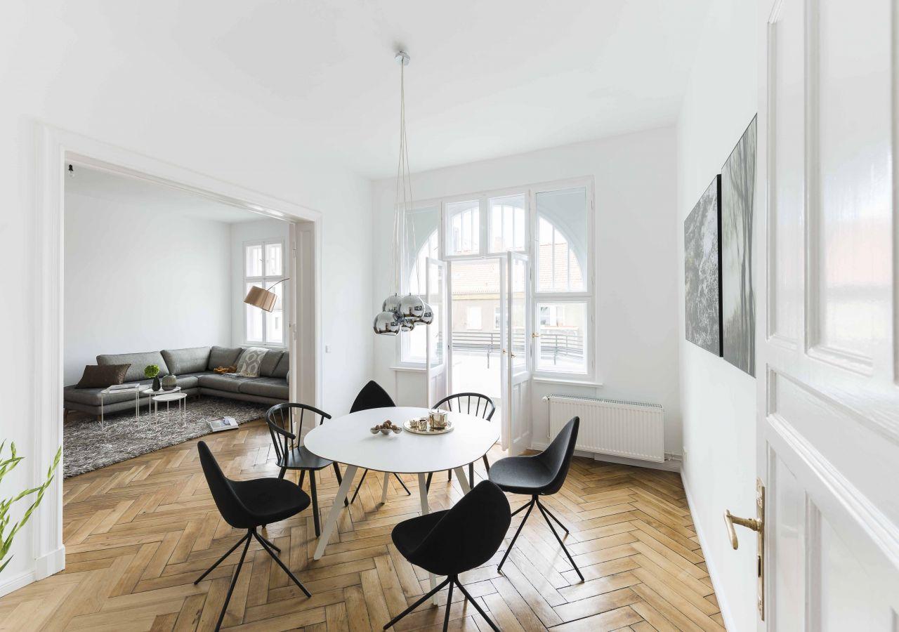 Апартаменты в Берлине, Германия, 58 м2 - фото 1