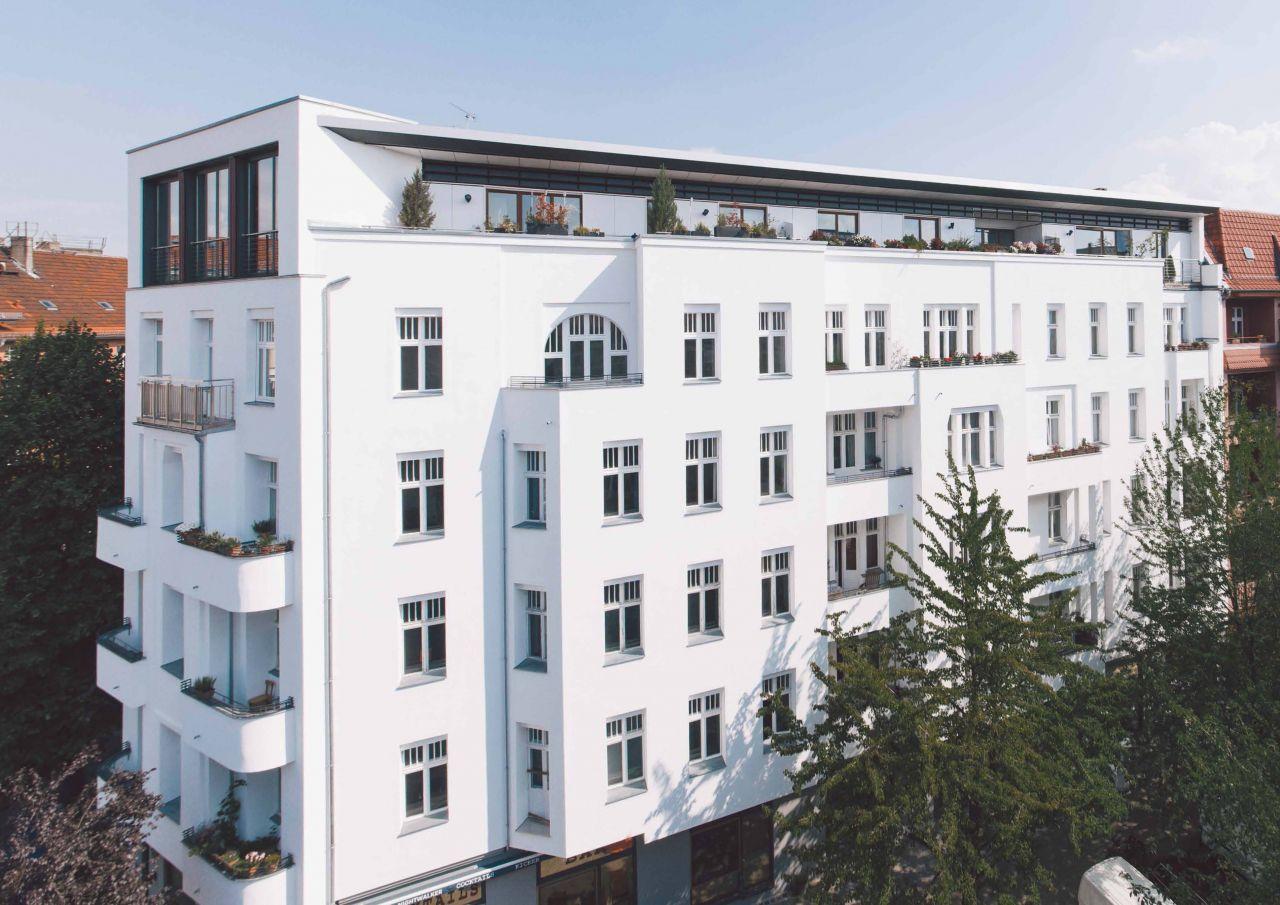 Апартаменты в Берлине, Германия, 75.08 м2 - фото 1