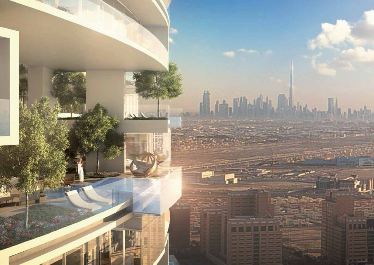Апартаменты в Дубае, ОАЭ, 155 м2 - фото 1