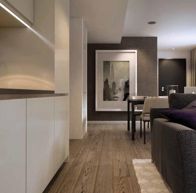 Апартаменты в Манчестере, Великобритания, 67 м2 - фото 1