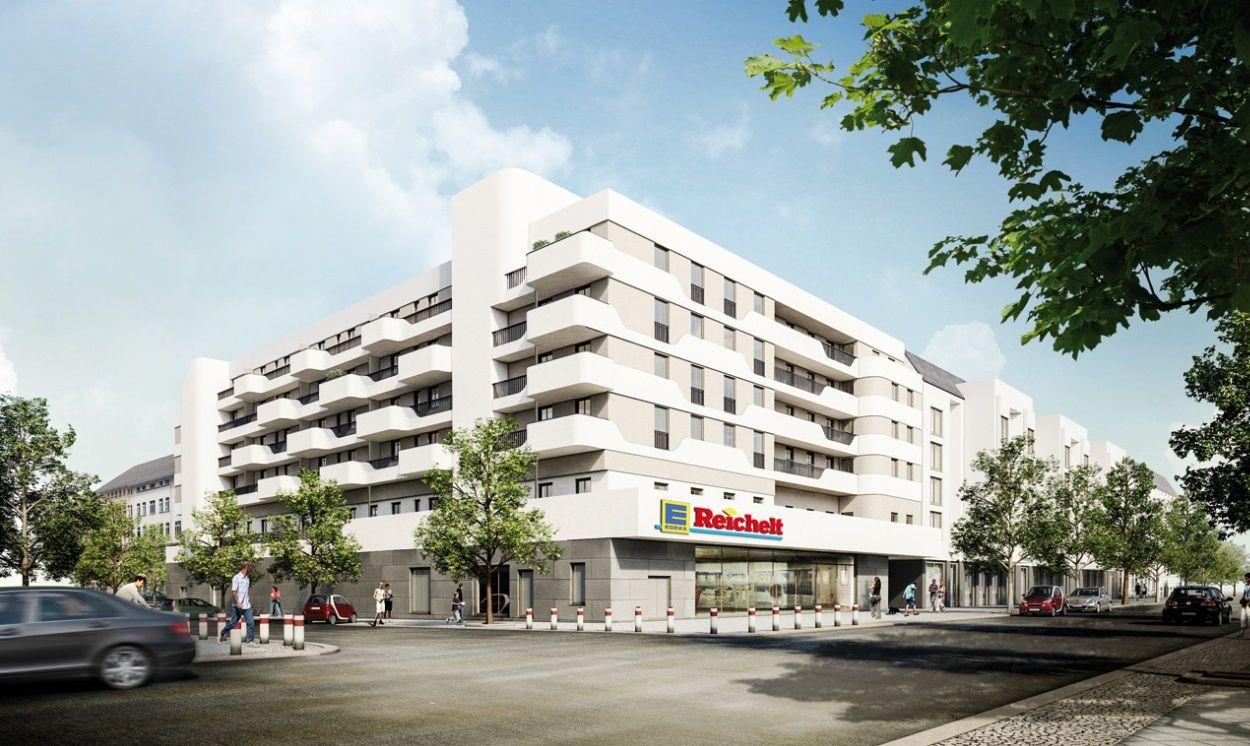 Апартаменты в Берлине, Германия, 95.16 м2 - фото 1