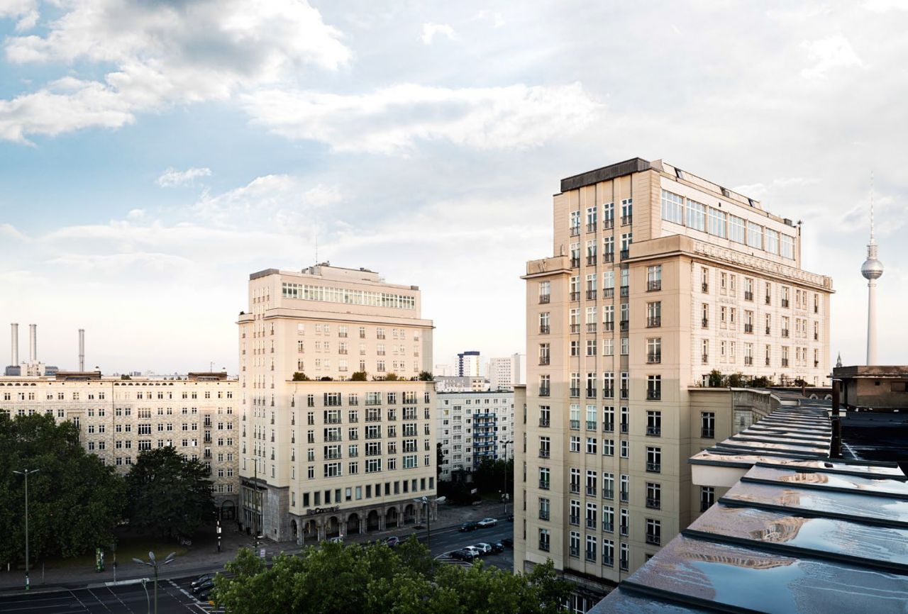 Апартаменты в Берлине, Германия, 77 м2 - фото 1