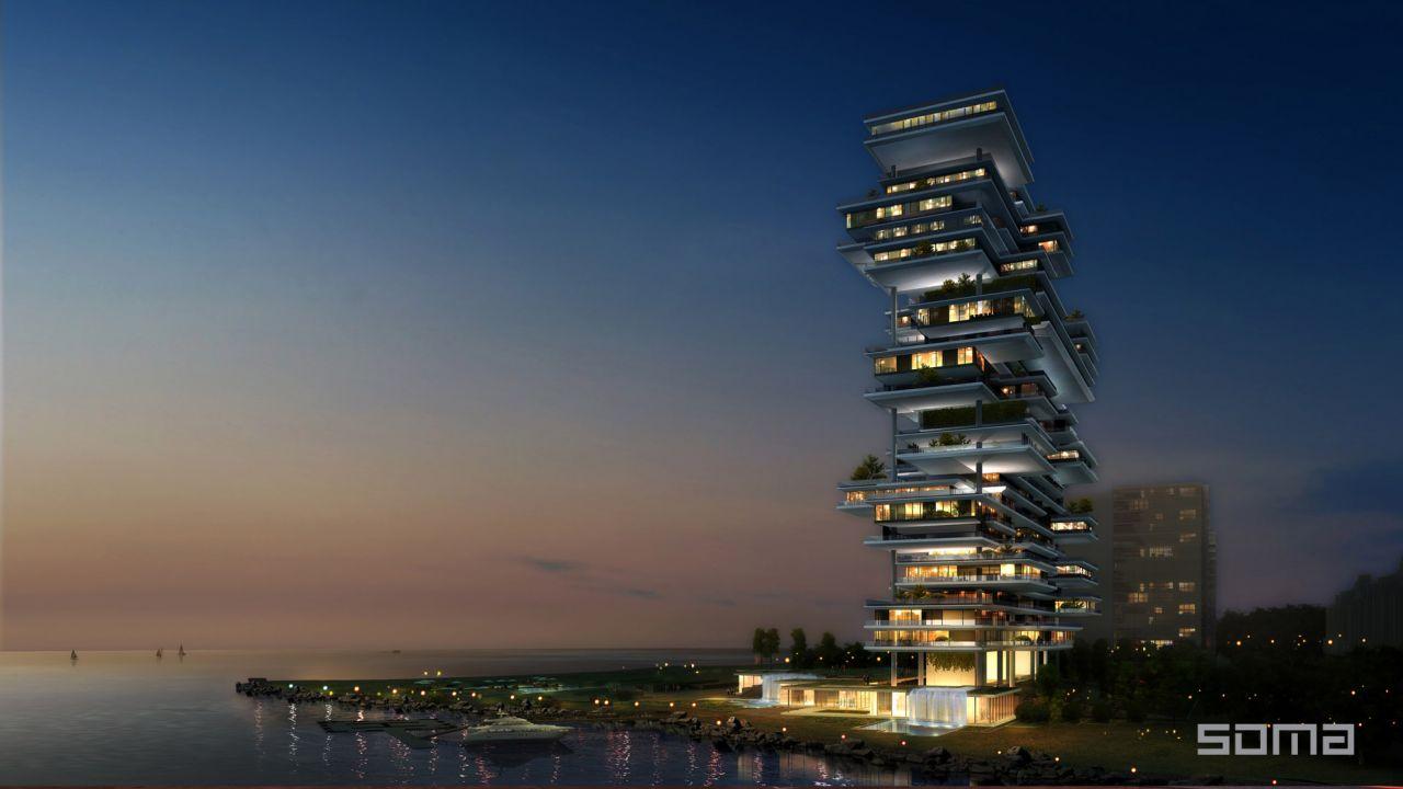 Апартаменты в Дубае, ОАЭ, 443 м2 - фото 1