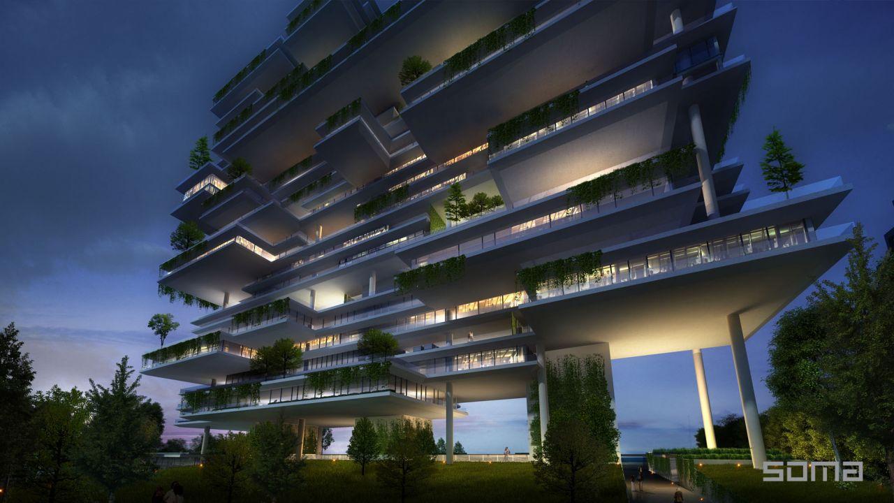Апартаменты в Дубае, ОАЭ, 292 м2 - фото 1