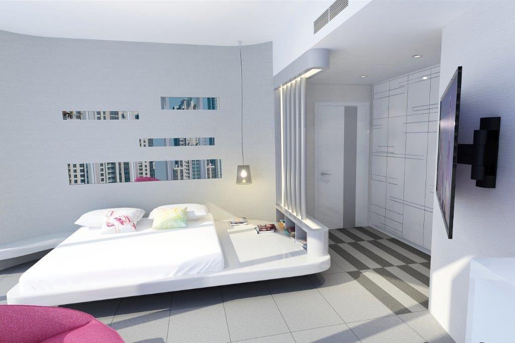 Апартаменты в Дубае, ОАЭ, 80 м2 - фото 1