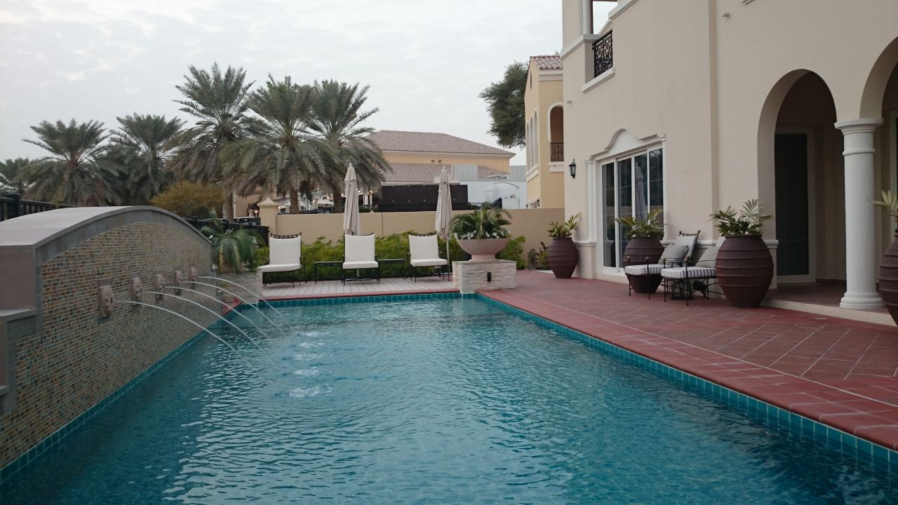 Вилла в Дубае, ОАЭ, 790 м2 - фото 1