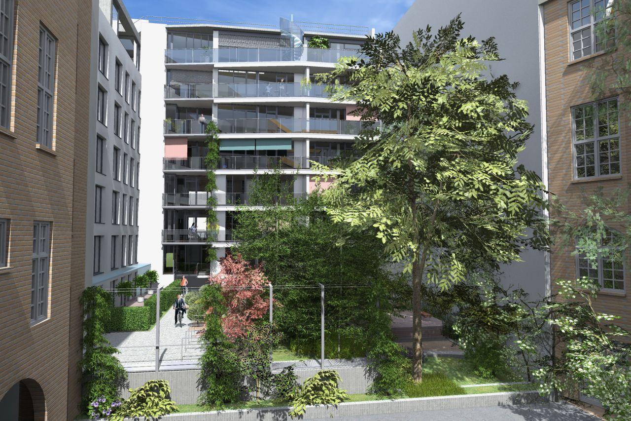 Апартаменты в Берлине, Германия, 168 м2 - фото 1