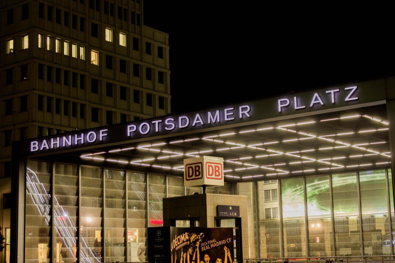 Отель, гостиница в Берлине, Германия, 2790 м2 - фото 1