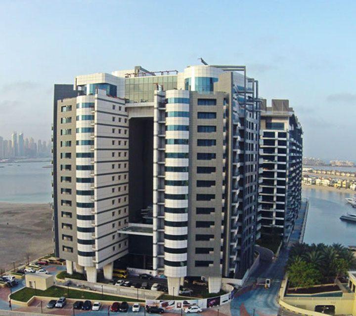 Апартаменты в Дубае, ОАЭ, 64 м2 - фото 1