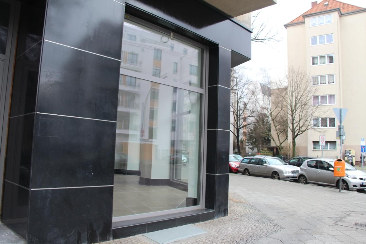 Магазин в Берлине, Германия, 108 м2 - фото 1