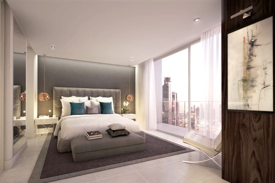 Апартаменты в Дубае, ОАЭ, 75 м2 - фото 1