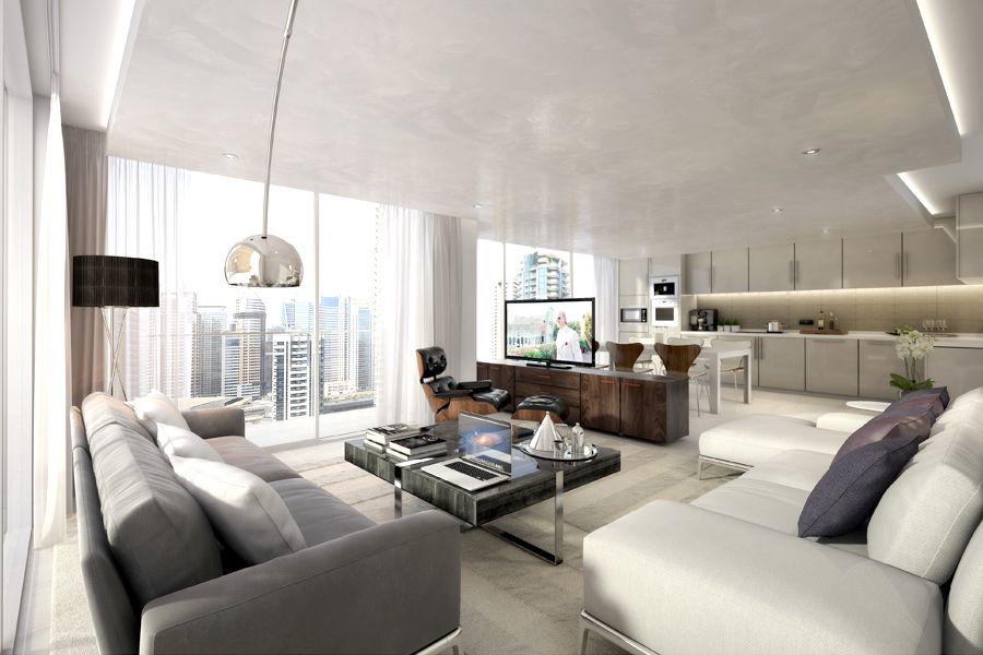 Апартаменты в Дубае, ОАЭ, 108.4 м2 - фото 1