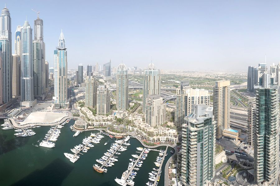 Апартаменты в Дубае, ОАЭ, 90.4 м2 - фото 1