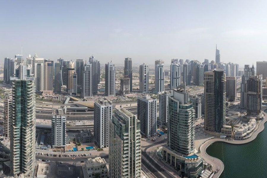 Апартаменты в Дубае, ОАЭ, 166 м2 - фото 1