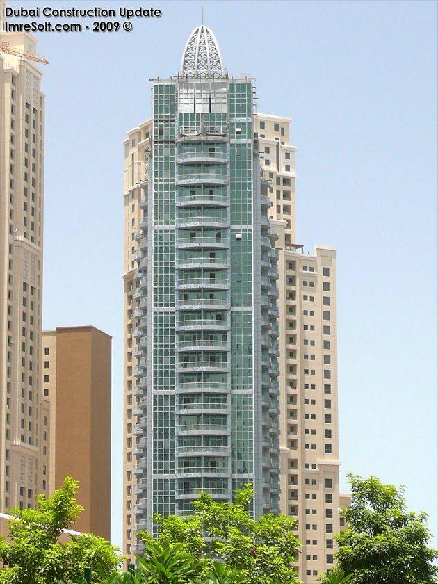 Апартаменты в Дубае, ОАЭ, 37.3 м2 - фото 1