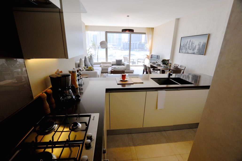 Апартаменты в Дубае, ОАЭ, 124.74 м2 - фото 1