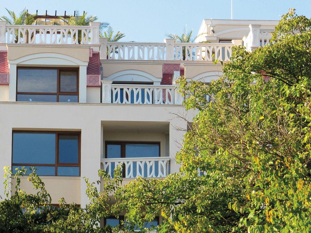 Апартаменты в Варне, Болгария, 91.8 м2 - фото 1