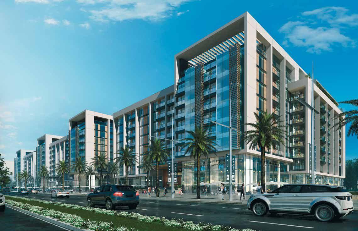 Апартаменты в Дубае, ОАЭ, 239 м2 - фото 1