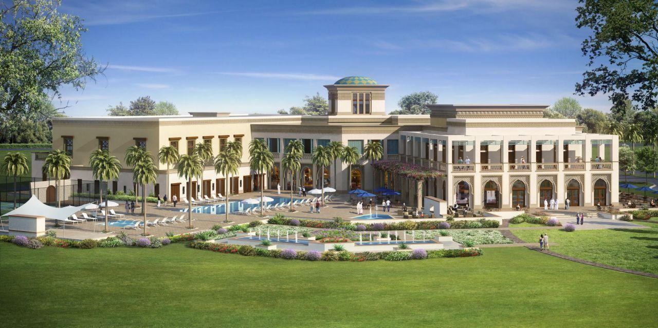 Вилла в Дубае, ОАЭ, 234 м2 - фото 1