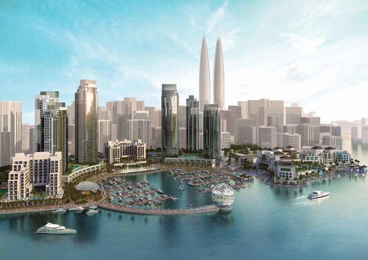 Апартаменты в Дубае, ОАЭ, 162 м2 - фото 1